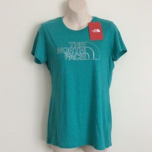 The North Face Half Dome Tri Tee Size S NWT